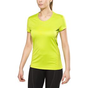 Norrøna /29 tech - Camiseta manga corta Mujer - amarillo